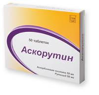 Аскорутин при варикозе: как принимать?