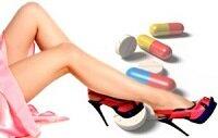 Таблетки от варикоза вен на ногах: список
