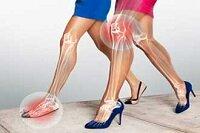 Болит нога при движении