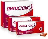 Антистакс: инструкция по применению, аналоги, отзыв врача, цена