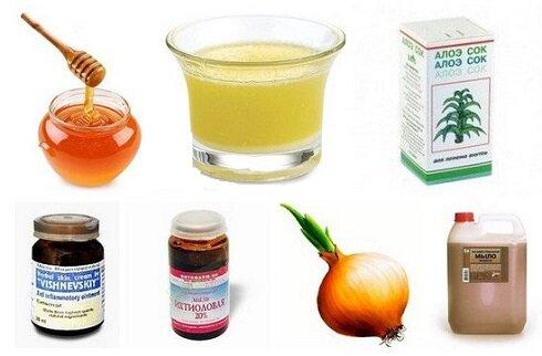 Рецепт мази от варикоза
